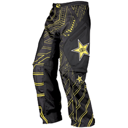 2012 MSR Rockstar OTB Pants - 2012 Answer Mode Rockstar Pants