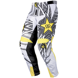 2012 MSR Rockstar Pants - 2012 One Industries Defcon Rockstar Energy Pants