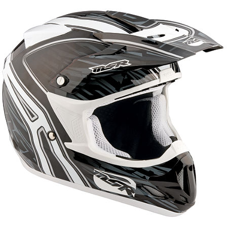 2012 MSR Velocity Helmet - Reflect - Main