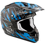 2012 MSR Velocity Helmet - Legacy - Dirt Bike Off Road Helmets