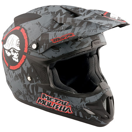 2013 MSR Velocity Helmet - Metal Mulisha Scope - Main