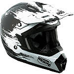 2013 MSR Assault Helmet - Utility ATV Off Road Helmets