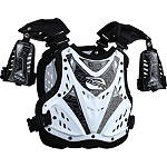 2013 MSR Clash Deflector -  Motocross Chest and Back Protection