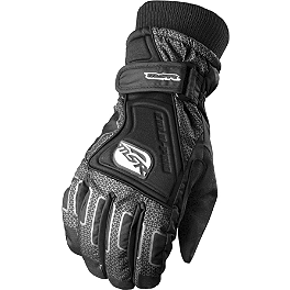 2013 MSR Cold Pro Gloves - Klim Element Gloves - Short