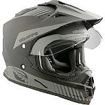 2013 MSR Xpedition Dual Sport Helmet - Dual Sport Dirt Bike Helmets & Accessories