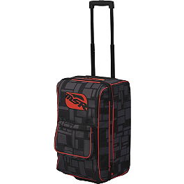 2013 MSR Satellite Gear Bag - Alpinestars Destination Roller Carry-On