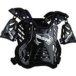 2013 MSR Impact Deflector - MSR Dirt Bike Chest and Back