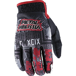 2013 MSR Metal Mulisha Broadcast Gloves - 2013 MSR Metal Mulisha Volt Gloves