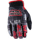 2013 MSR Metal Mulisha Broadcast Gloves