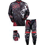 2013 MSR Metal Mulisha Combo - Broadcast - Dirt Bike Pants, Jersey, Glove Combos