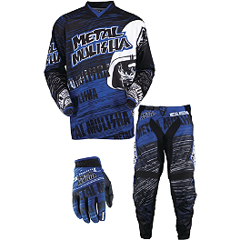 2013 MSR Metal Mulisha Combo - Maimed - 2013 Metal Mulisha Scope Boots