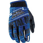 2013 MSR Metal Mulisha Maimed Gloves - Motocross Gloves