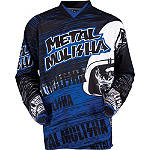 2013 MSR Metal Mulisha Maimed Jersey - MSR-METAL-MULISHA ATV pants,-jersey,-glove-combos