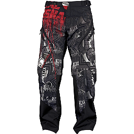 2013 MSR Metal Mulisha Broadcast OTB Pants - 2012 Answer Mode Rockstar Pants