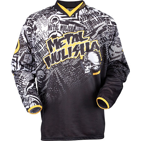 2013 MSR Metal Mulisha Volt Jersey - Main