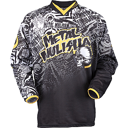 2013 MSR Metal Mulisha Volt Jersey - 2013 MSR Metal Mulisha Volt Gloves