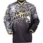 2013 MSR Metal Mulisha Volt Jersey - MSR-METAL-MULISHA ATV pants,-jersey,-glove-combos
