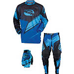 2013 MSR NXT Combo - Slash - MSR Dirt Bike Pants, Jersey, Glove Combos