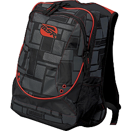2013 MSR Attack Pak - Von Zipper Impression Backpack