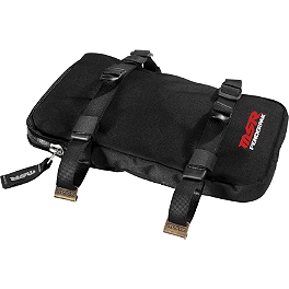 2013 MSR Fender / Tube Pak - 2008 Kawasaki KLR650 Kawasaki Genuine Accessories Handlebar Bag