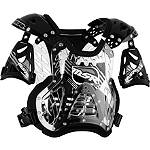 2013 MSR Peewee Impact Deflector -  Motocross & Dirt Bike Chest Protectors