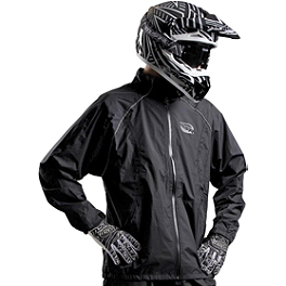 2013 MSR Pak Jacket - AXO Oxford Dryder Two-Piece Rain Suit