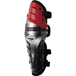 2013 MSR Reflex Knee / Shin Guards - 2012 SixSixOne Nitro Knee Guards