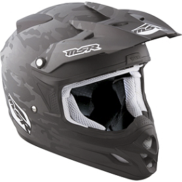 2013 MSR Velocity Helmet - 2013 Answer Comet Helmet - React