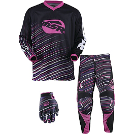 2013 MSR Women's Starlet Combo - 2013 Troy Lee Designs Women's GP Air Combo - Savage