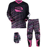 2013 MSR Women's Starlet Combo - Dirt Bike Pants, Jersey, Glove Combos