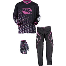 2013 MSR Women's Starlet / Gem Combo - 2014 Answer Women's Mode Combo
