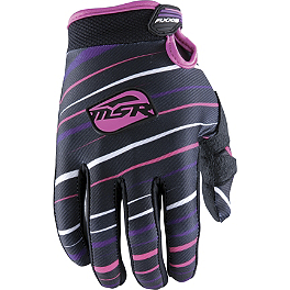 2013 MSR Women's Starlet Gloves - 2014 Troy Lee Designs Women's XC Gloves