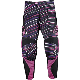 2013 MSR Women's Starlet Pants - 2012 Fly Racing Women's Kinetic Race Pants