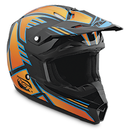 2014 MSR Assault Helmet - 2014 MSR Youth Axxis Gloves