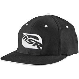 MSR Eastcoast Flexfit Hat - Answer Stacked Beanie