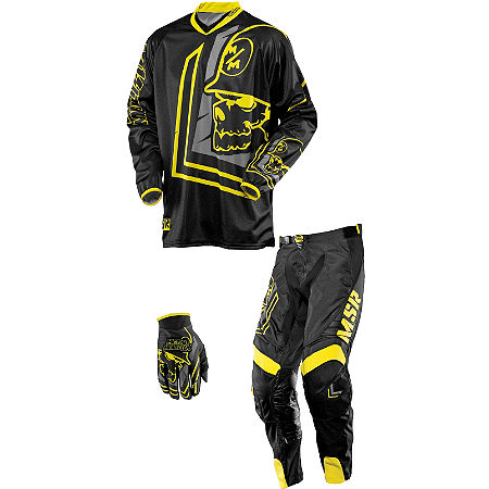2014 MSR Metal Mulisha Scout Combo - Main