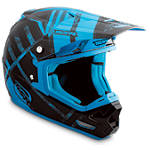 2014 MSR MAV-1 Helmet - Grid - MSR Dirt Bike Helmets and Accessories