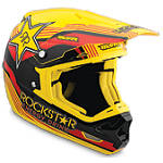2014 MSR MAV-1 Helmet - Rockstar V - MSR Dirt Bike Helmets and Accessories