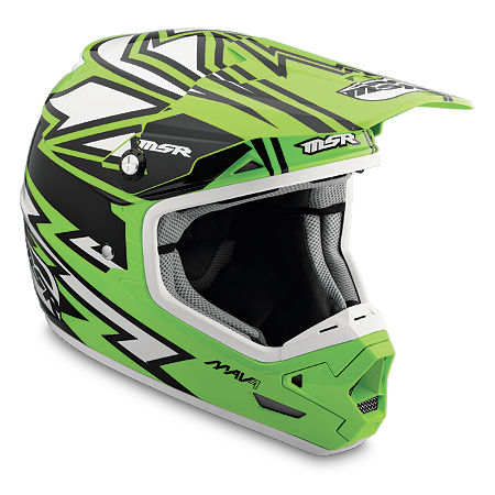 2014 MSR MAV-1 Helmet - Twisted - Main