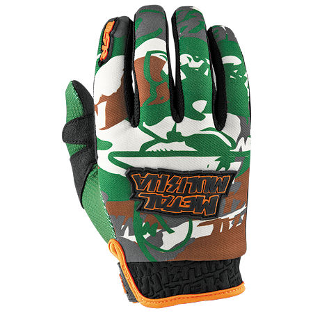 2014 MSR Metal Mulisha Hunt Gloves - Main