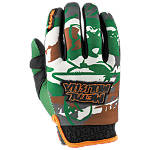 2014 MSR Metal Mulisha Hunt Gloves - Motocross Gloves