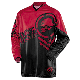 2014 MSR Metal Mulisha Optic Jersey - Metal Mulisha Ruler Hat