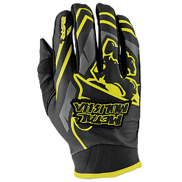 2014 MSR Metal Mulisha Scout Gloves - 2014 MSR Metal Mulisha Optic Gloves