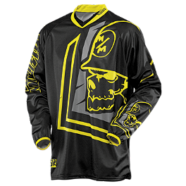 2014 MSR Metal Mulisha Scout Jersey - 2014 MSR Metal Mulisha Scout Gloves