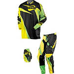2014 MSR NXT Edge Combo - MSR Dirt Bike Pants, Jersey, Glove Combos