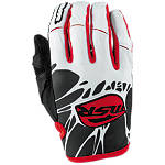 2014 MSR NXT Venom Gloves - Motocross Gloves