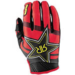 2014 MSR Rockstar Gloves - Dirt Bike Gloves
