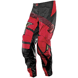 2014 MSR Rockstar Pants - 2014 MSR Youth Metal Mulisha Optic Gloves