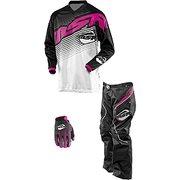 2014 MSR Women's Starlet/Gem OTB Combo - 2014 Fox Women's Switch Combo - Rival