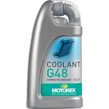 Motorex G48 Antifreeze - 1 Liter - Main
